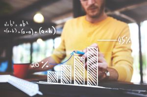 a-graph-showing-financial-plan