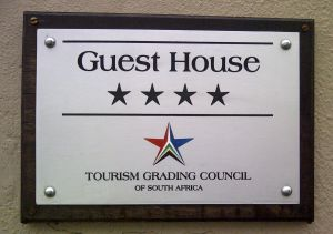 How to get that extra star from the Tourism Grading Council of South Africa.